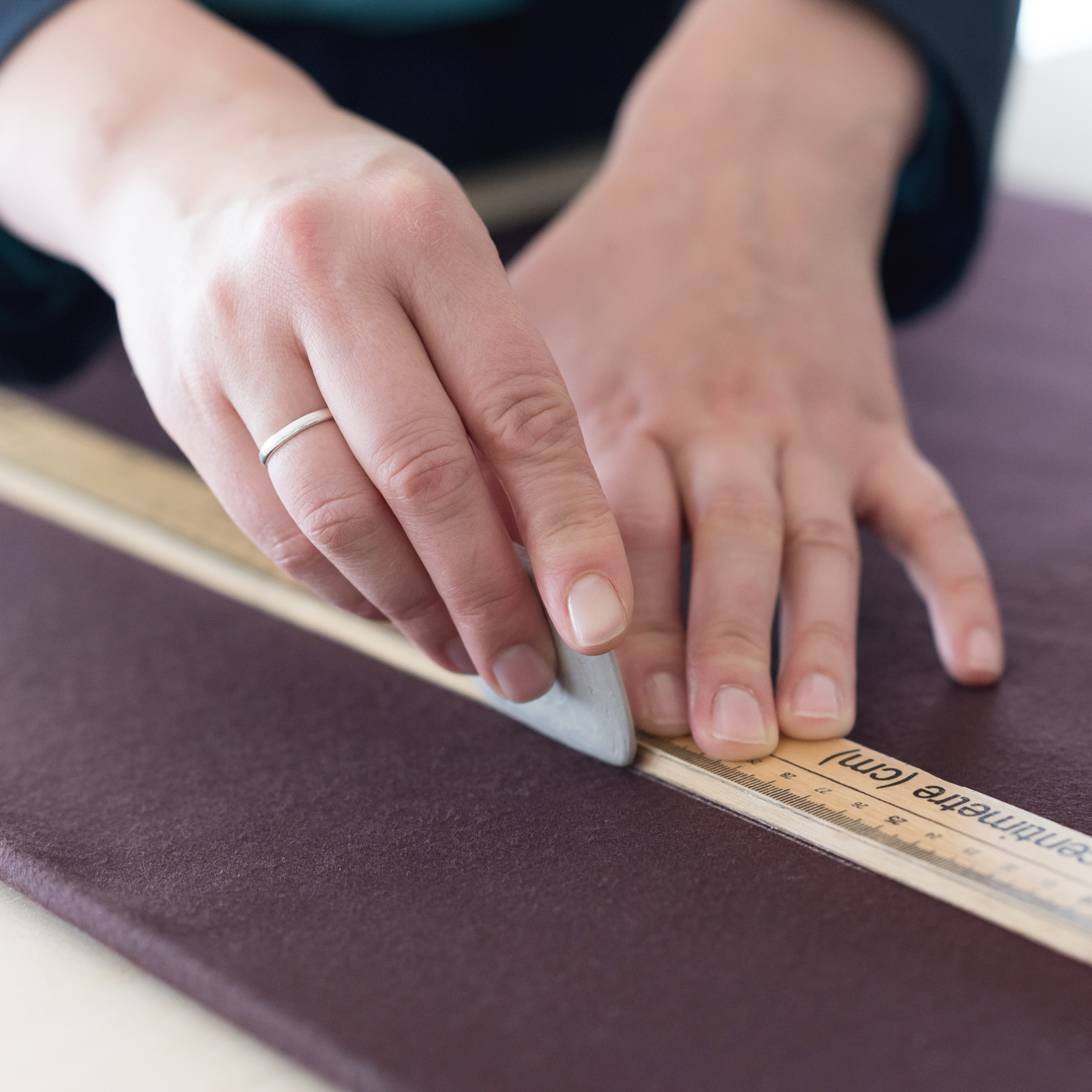 pattern cutting, bespoke tailoring